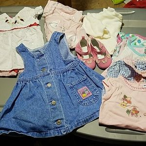 Other - Girls clothing size 6/9 months